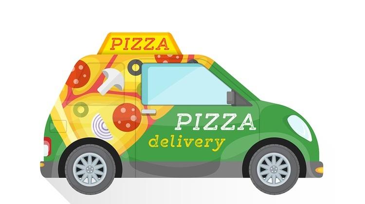 livrare pizza