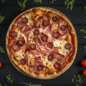 diluca pizza oradea Canibale