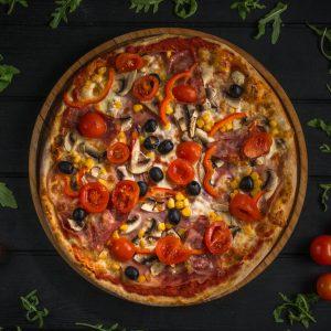 diluca pizza oradea Capriciosa