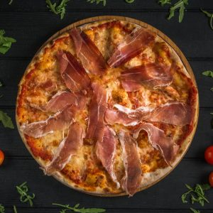 diluca pizza oradea Crudo