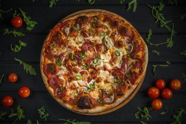 diluca pizza oradea Diavola
