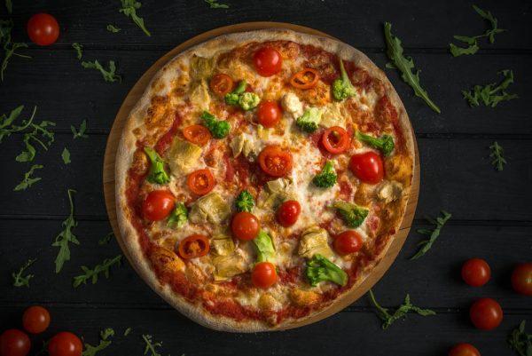 diluca pizza oradea Giardiniera
