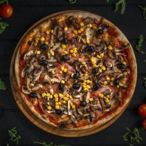 diluca pizza oradea Quattro Stagioni