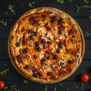 diluca pizza oradea Rossoneri