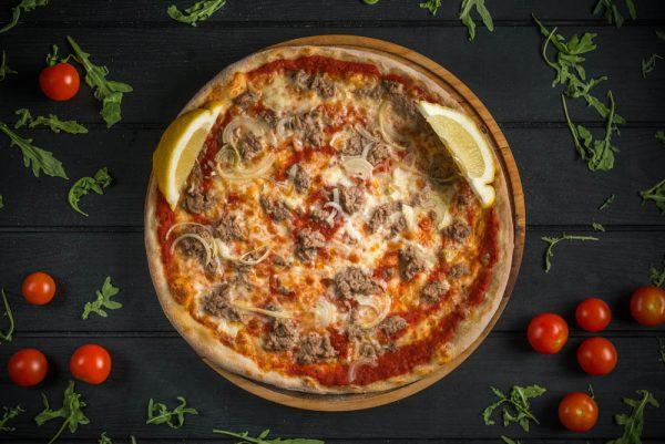 diluca pizza oradea Tonno