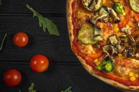 diluca pizza oradea Vegana