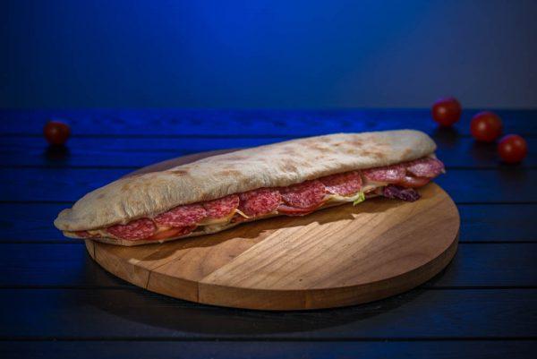 diluca oradea sandwich Salamel