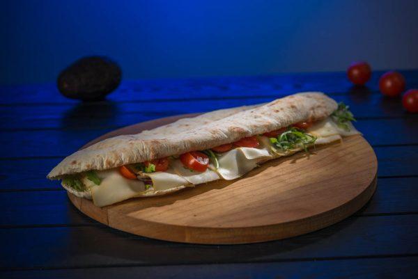 diluca oradea Sandwich Vegetarianu